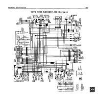 diagrama kawasaki kz500