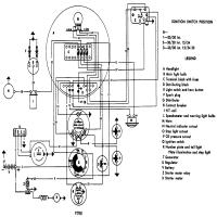 Yamaha Ybr 125 Wiring Diagram in addition Honda Nsr Wiring Diagram additionally 1982 Honda Ct110 Wiring Diagram moreover Moto guzzi V700 further Honda Cg125 Engine. on wiring diagram honda cg 125