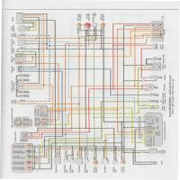 Diagrama    suzuki    gsx r750 1100  85 92 gsx600f 750f 1100f