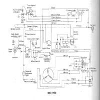 yamaha rd350 yamaha yfm350xp warrior atv wiring diagram and color code yamaha raptor 350 wiring diagram at nearapp.co