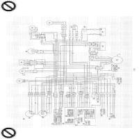 yamaha tach wiring diagram yamaha sr400 wiring diagram