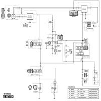 yamaha-ttr250 Yamaha Outboard Wiring Diagram on tilt trim gauge, f25tlry, for 6hp, parts meters speed, for tachometer,
