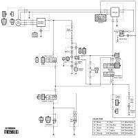diagrama yamaha ttr250 rh cmelectronica com ar 2002 TTR 125 2002 TTR 225 Manual