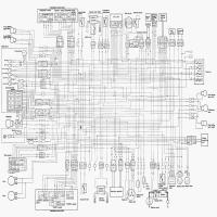 yamaha v star 1100 wiring diagram lights  yamaha  free Yamaha Virago Wiring-Diagram Yamaha Grizzly 700 Wiring Diagram