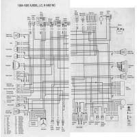 yamaha-xj600 Xj Wiring Diagram on troubleshooting diagrams, battery diagrams, led circuit diagrams, gmc fuse box diagrams, series and parallel circuits diagrams, switch diagrams, friendship bracelet diagrams, hvac diagrams, lighting diagrams, sincgars radio configurations diagrams, smart car diagrams, motor diagrams, engine diagrams, electrical diagrams, transformer diagrams, honda motorcycle repair diagrams, internet of things diagrams, electronic circuit diagrams, pinout diagrams,