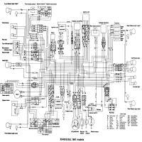 Diagrama yamaha xs400