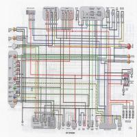 yzf600r wiring diagram wiring diagrams rh boltsoft net Wiring Diagram 97 Yamaha YZF Yamaha Grizzly 600 Wiring Diagram