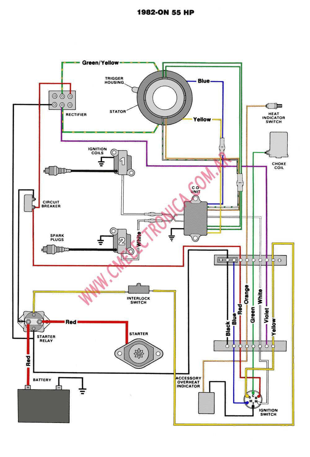 Diagrama Chrysler Force 55 82 84