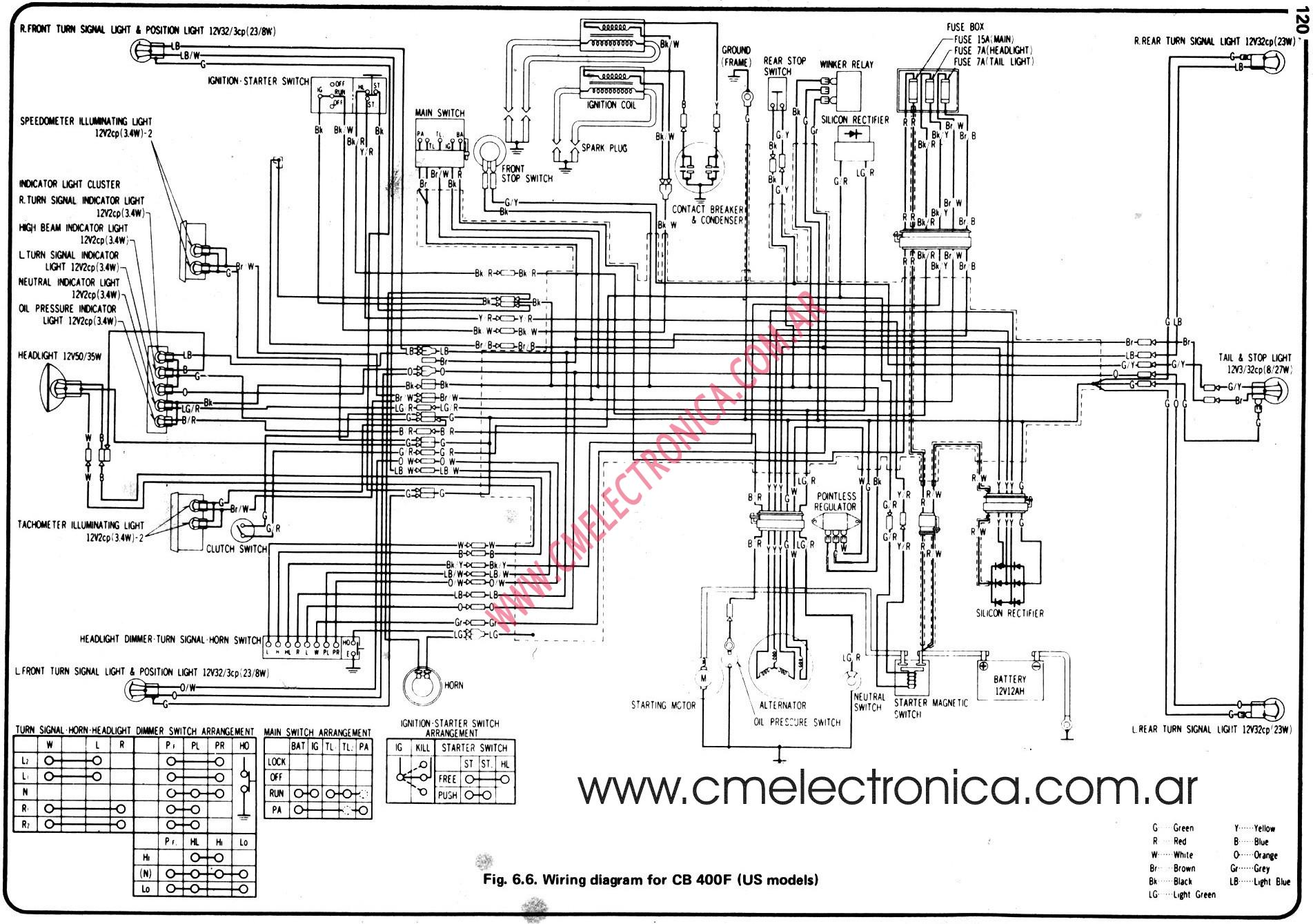 cb400 wiring diagram cb400 image wiring diagram honda cb400 super four wiring diagram jodebal com on cb400 wiring diagram