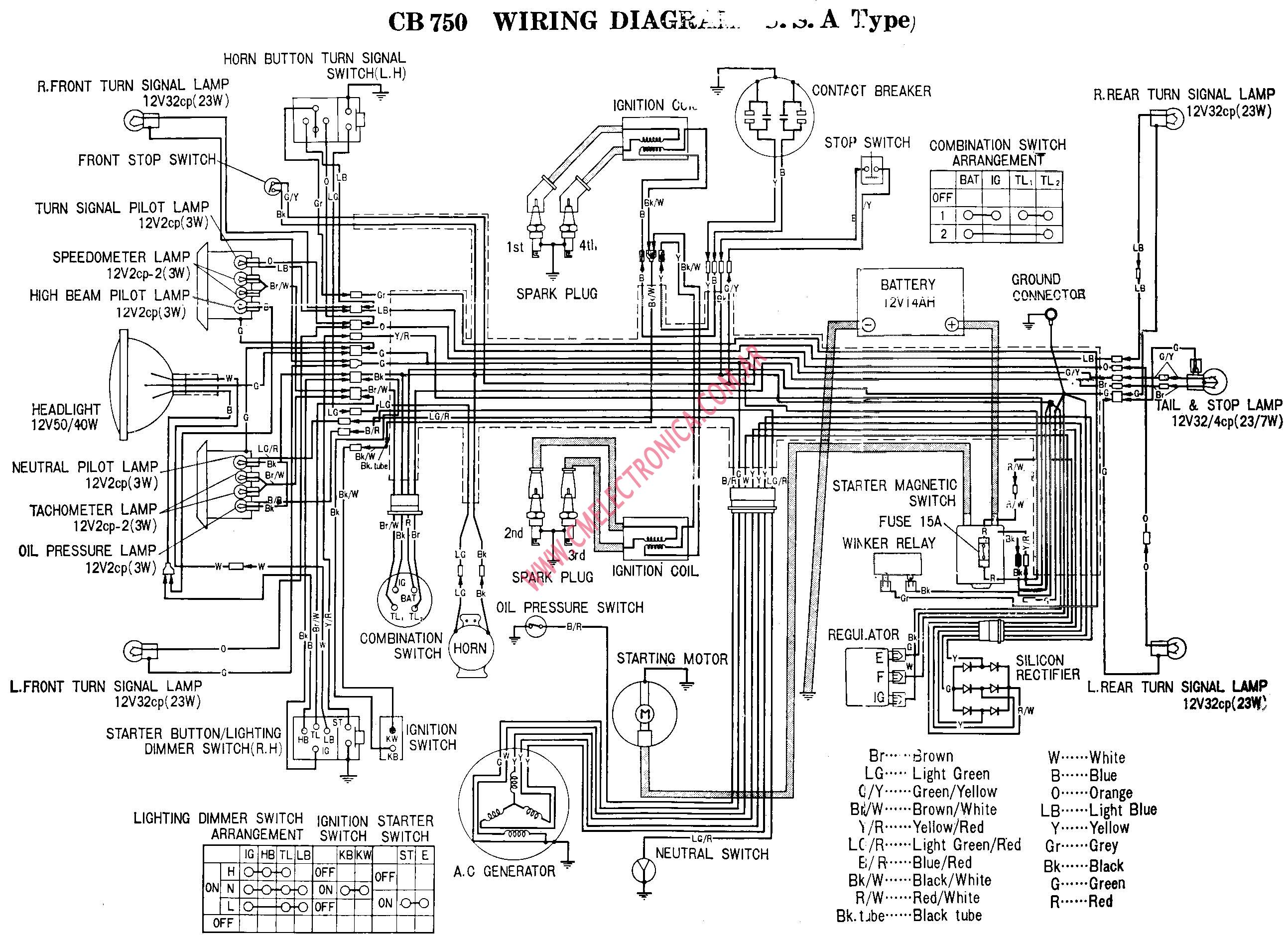 Honda Unicorn Engine Diagram
