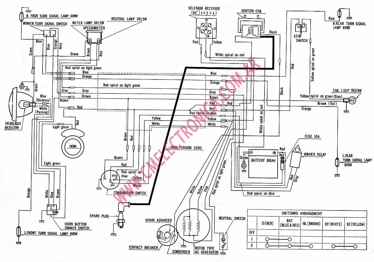 Tail Light Wiring Diagram For 1992 Honda Accord Auto Electrical 1994 Ex 90 Engine