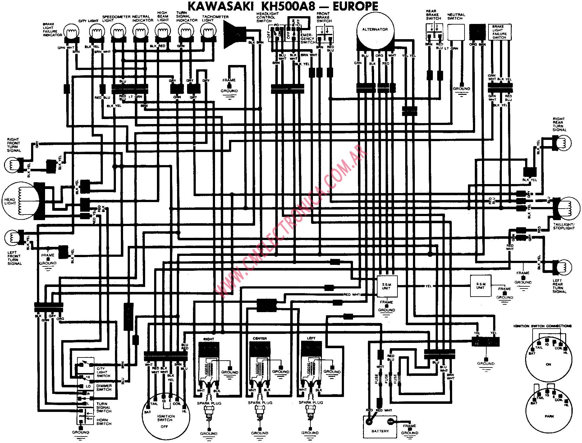ninja wiring diagram schematics and wiring diagrams ninja wiring diagram diagrams and schematics kawasaki