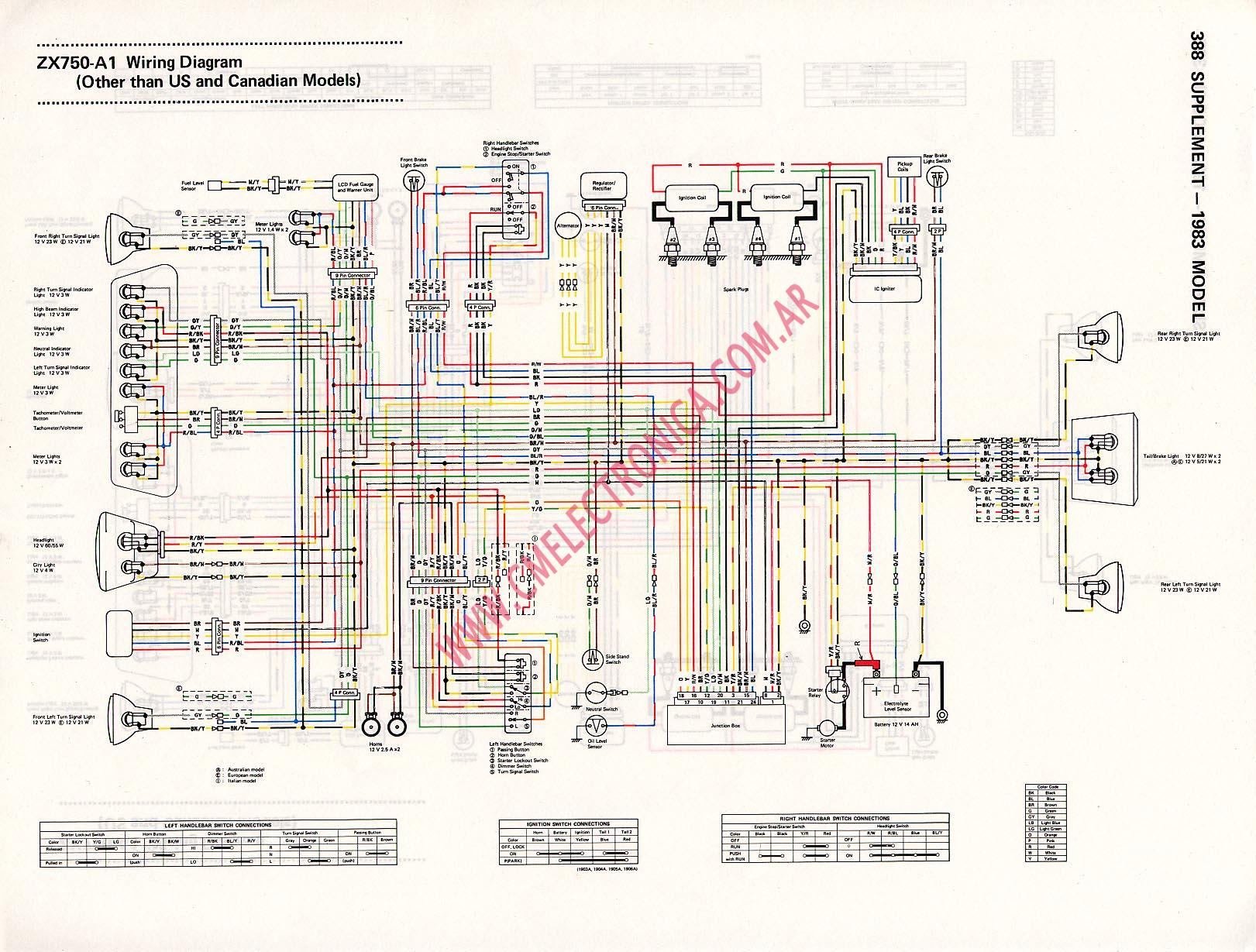 Honda Tl 125 Wiring Diagram Auto Electrical 2005 Acura Stereo Diagrams 83 Shadow 750 Turn Signal Relay