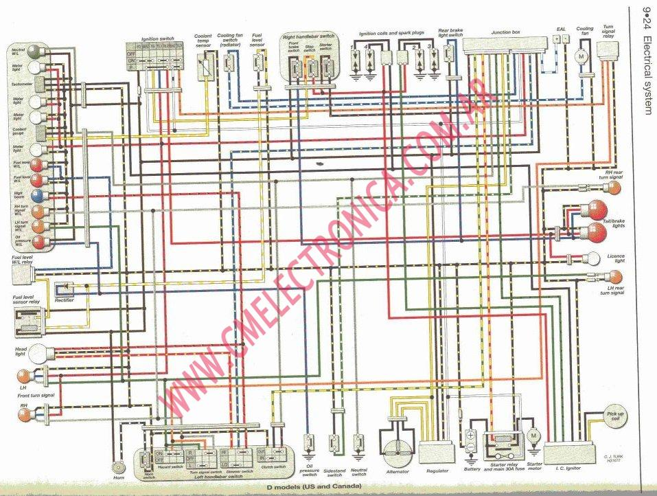 kawasaki zzr600 2006 kawasaki zzr600 wiring diagram data wiring diagram