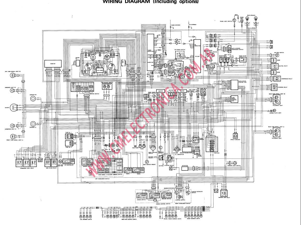 wiring diagram for 2007 gsxr 600  u2013 the wiring diagram