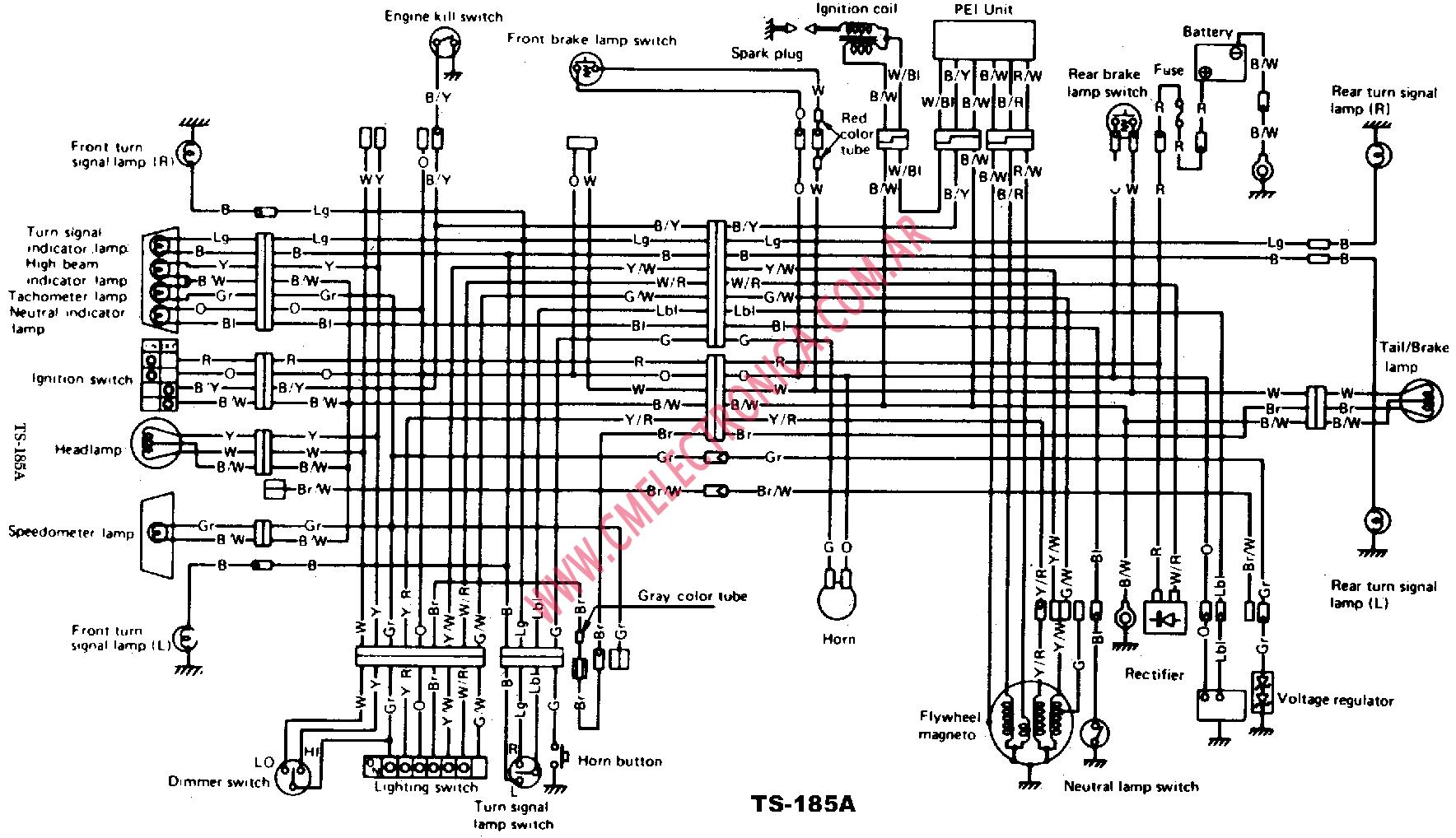 Diagram Likewise 2001 Suzuki Quadrunner 250 Wiring Diagram On K1300s