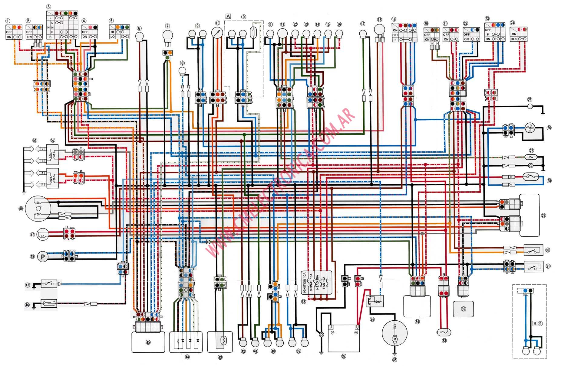 1982 Yamaha Virago 920 Wiring Diagram from www.cmelectronica.com.ar