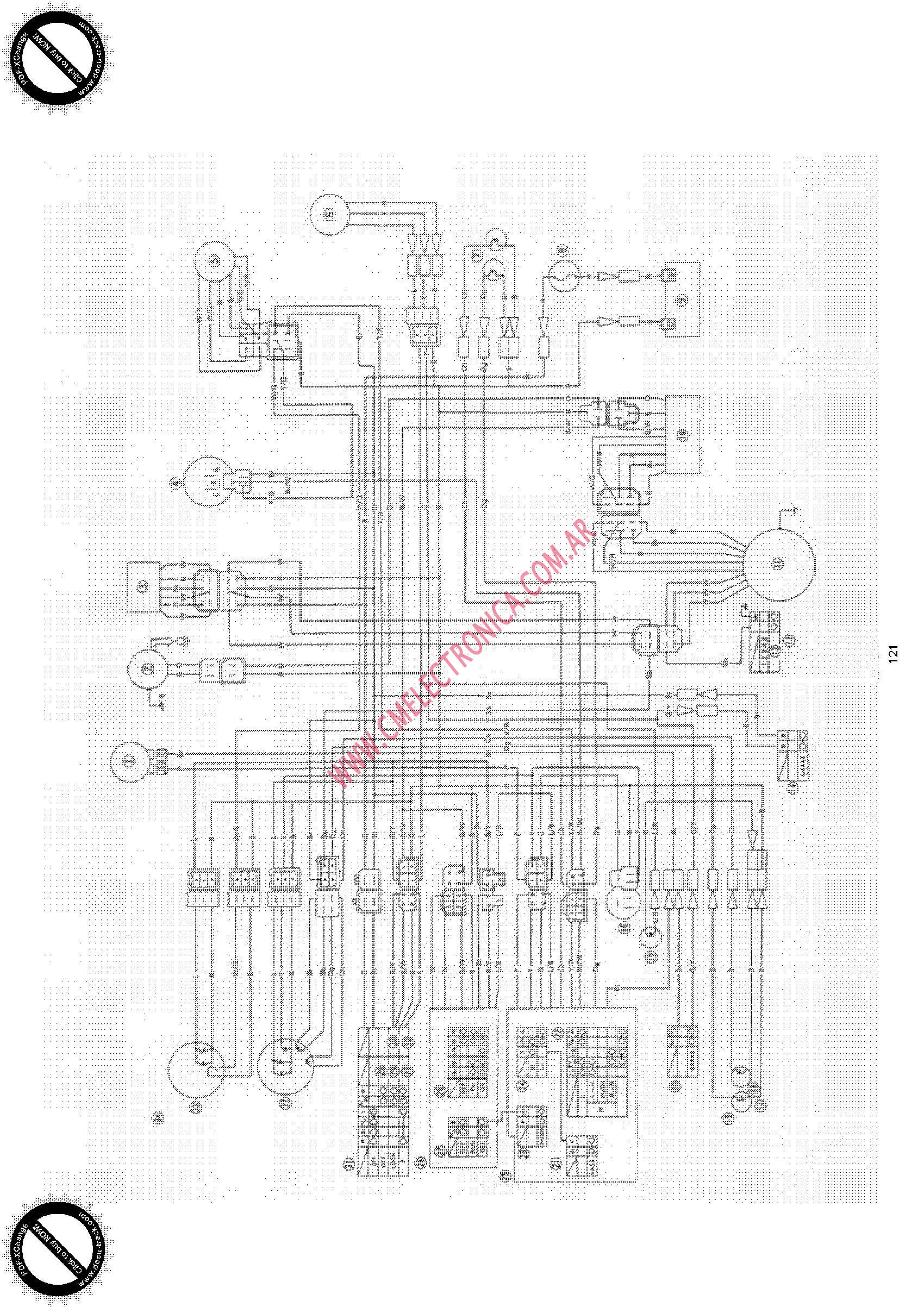 simple electrical wiring schematic sr500 simple wiring schematic diagrama yamaha sr500 #10