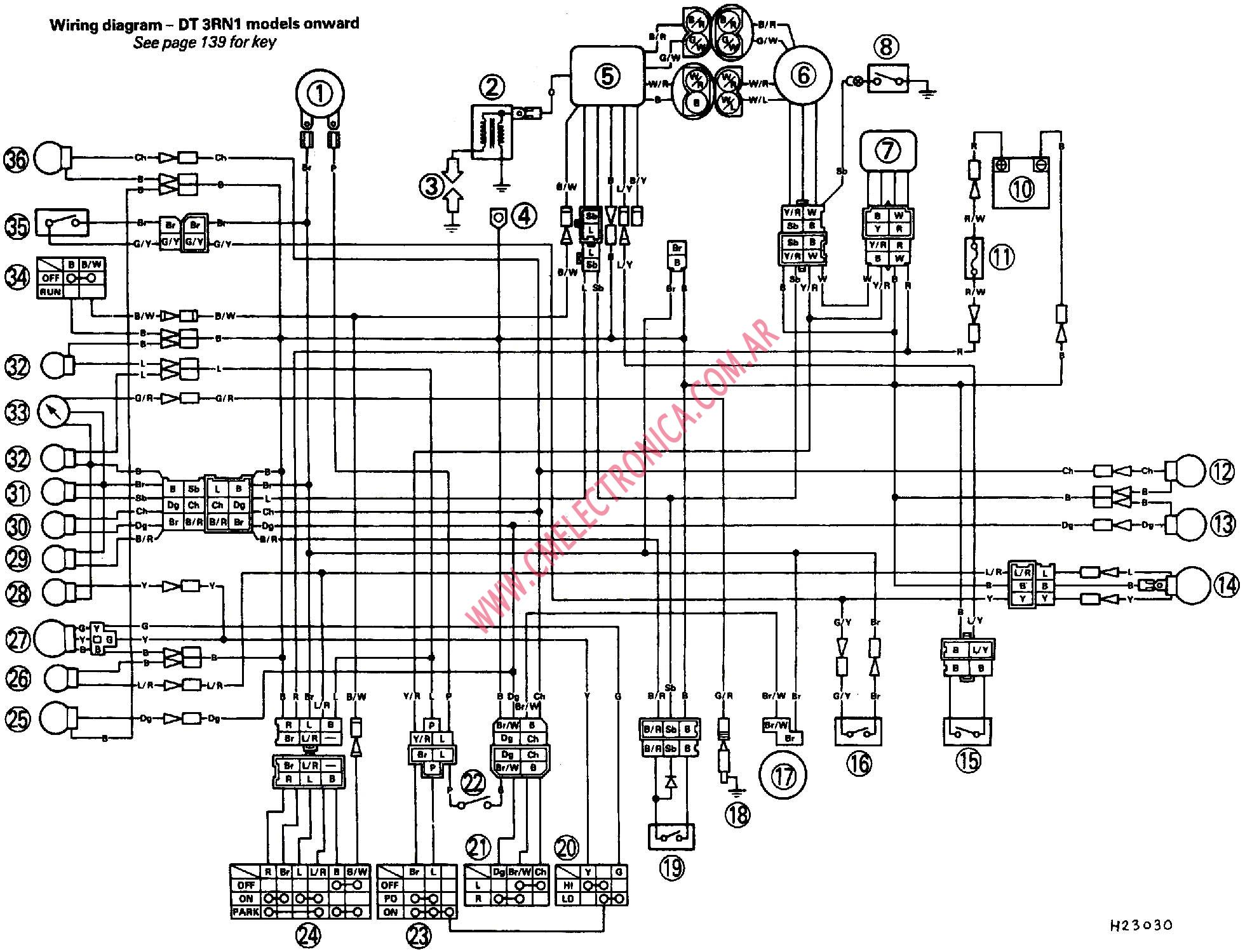 yamaha motorcycle fuel gauge wiring diagram  diagram  auto