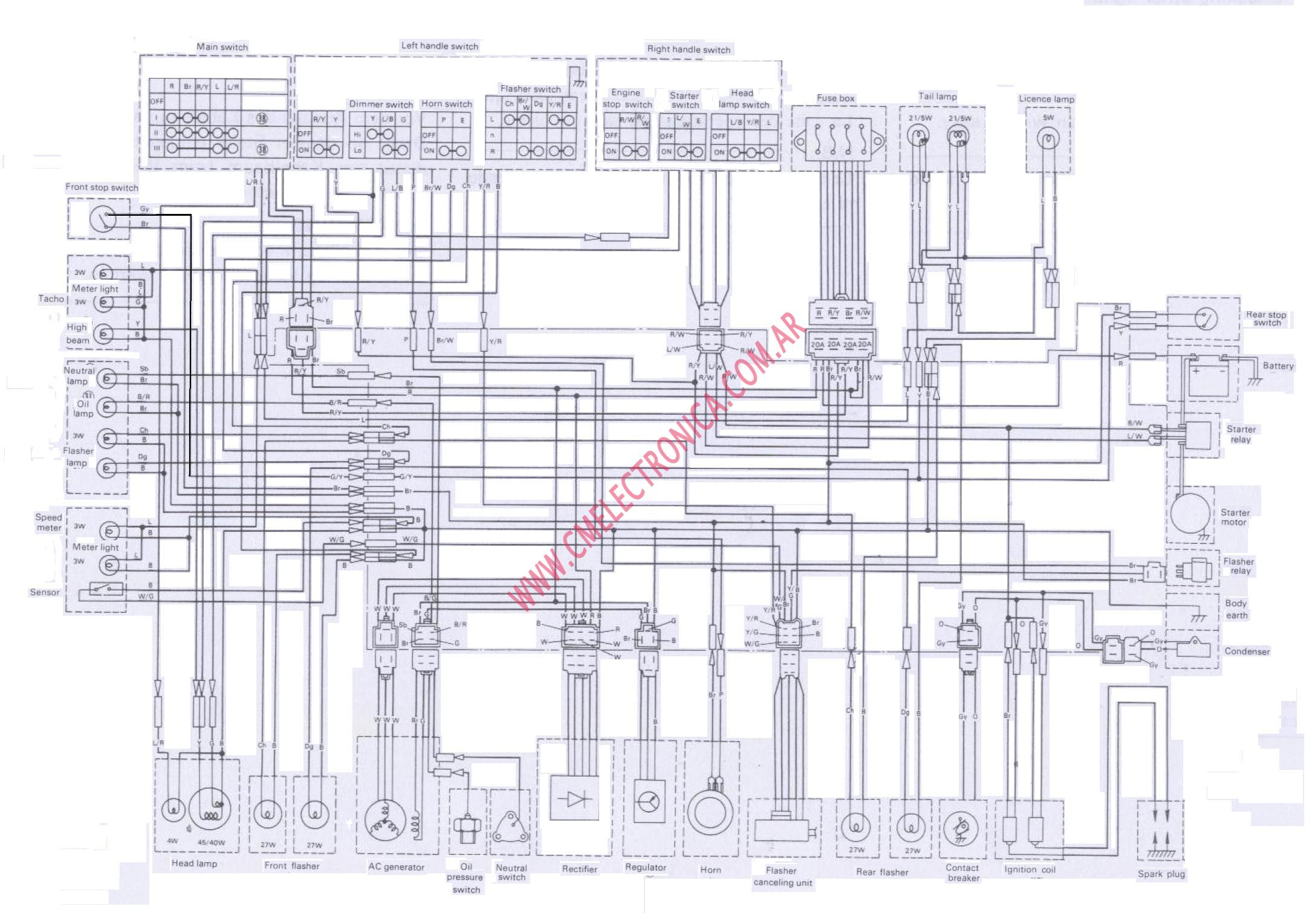 yamaha xs tx500_63 79 diagrams 13591047 xv1000 wiring diagram viragotechforum view carrier xarios 600 wiring diagram at edmiracle.co