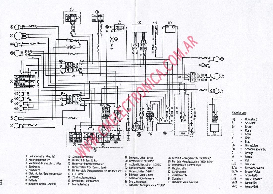 Wiring Diagram For 1998 Yamaha Grizzly 600 : Pin honda cbr rr fireblade pictures on pinterest