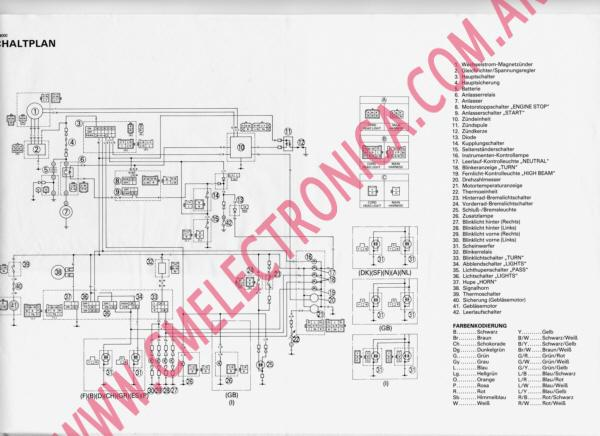 2002 yamaha raptor 660 wiring diagram 2002 free engine image for user manual