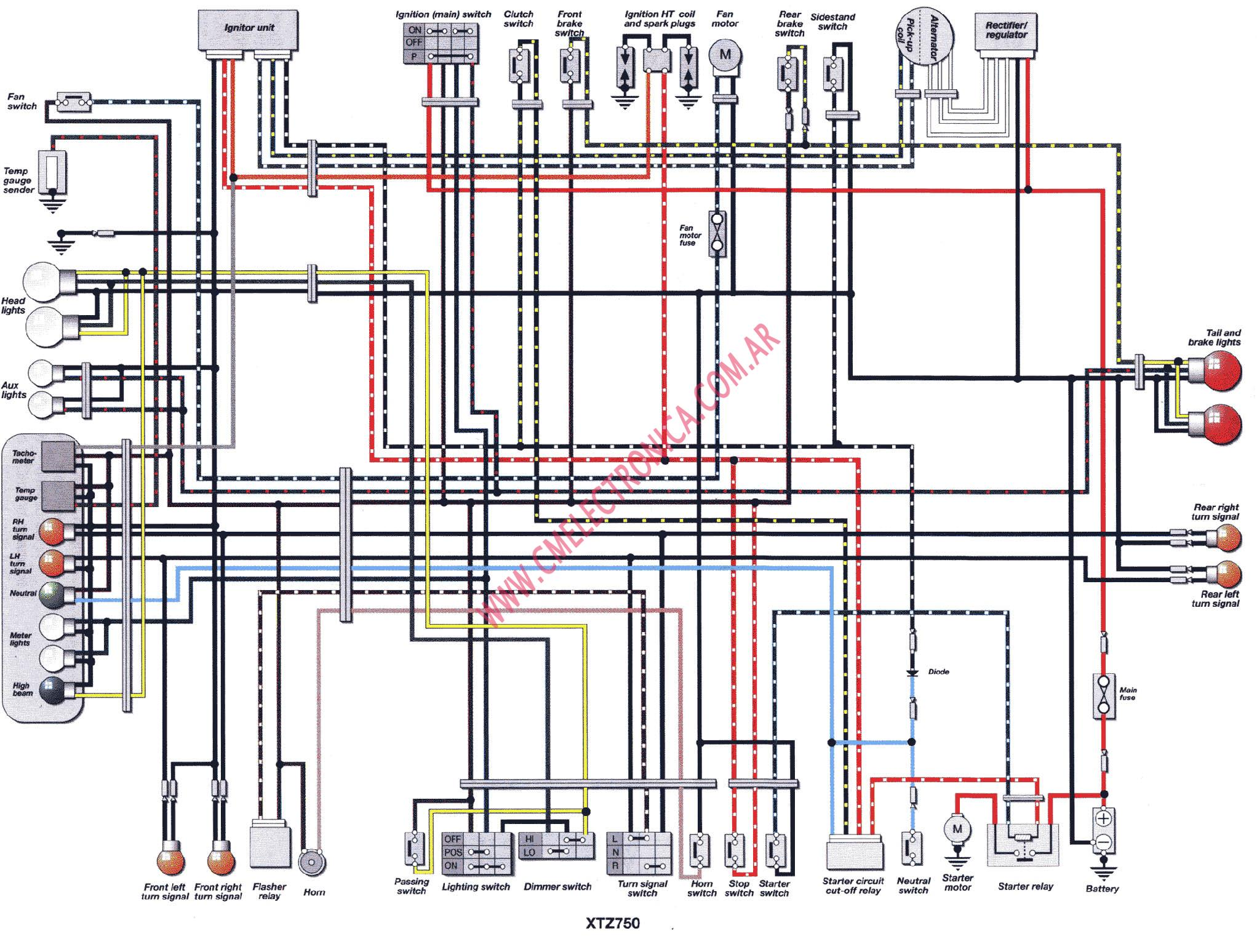 Showthread on yamaha g2 electric wiring diagram