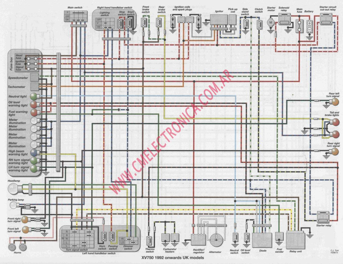 Yamaha Verago Carburator Wiring Diagram Starting Know About Moto 4 Wire Xv750 Another Blog U2022 Rh Ok2 Infoservice Ru